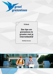 E-book Groeigrenzeloos